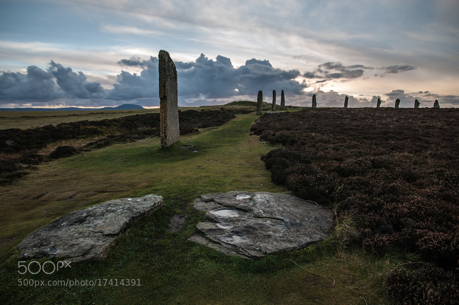 Photograph Ring of Brodgar by Zain Kapasi on 500px