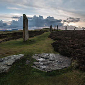 Ring of Brodgar by Zain Kapasi (zainkapasi)) on 500px.com