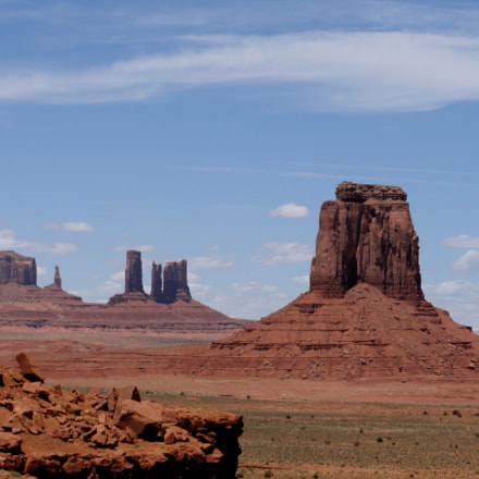 Monument Valley, Sony DSC-H55