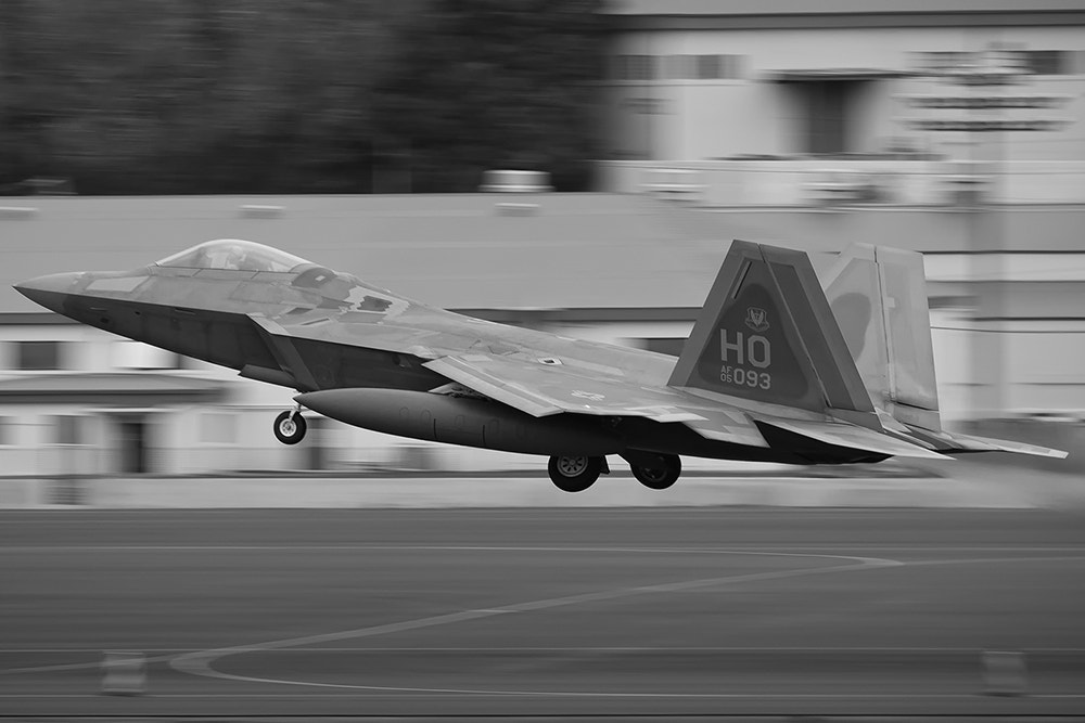 """Photograph """"F-22 - Raptor's Awesomeness"""" by Lino Borges on 500px"""