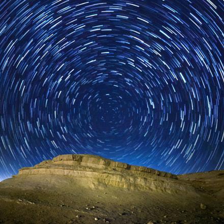 Star Trails North