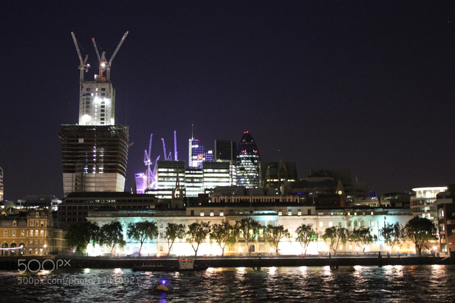 London by night by Alexandre Roty (AlexRoty) on 500px.com