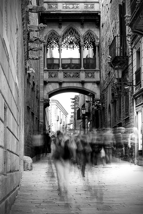 Photograph Carrer del bisbe by Juan Novakosky on 500px