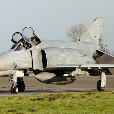 German Air Force F-4F, Canon EOS 20D, Canon EF 70-200mm f/2.8L IS