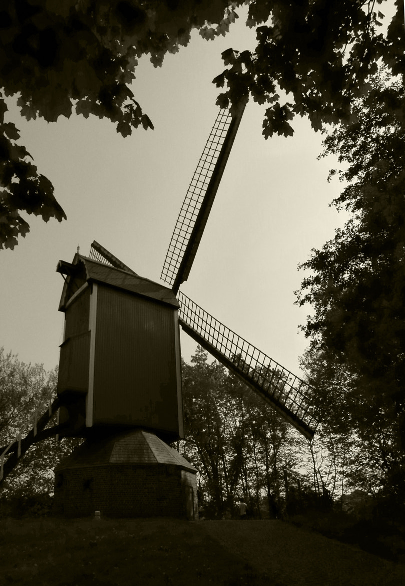 Photograph windmill by Enrico Borla on 500px