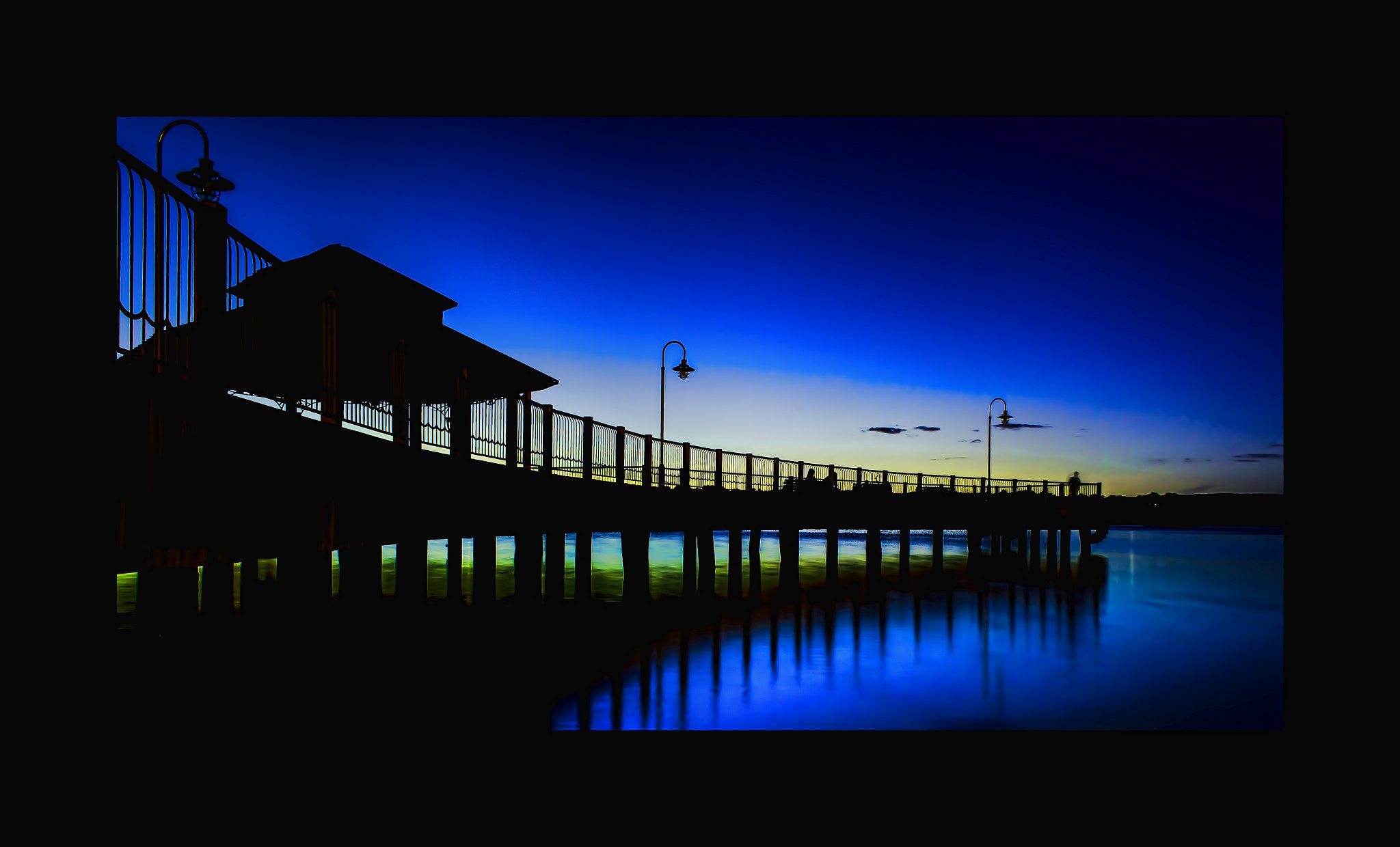 Photograph The Pier by Brad A Thorne on 500px