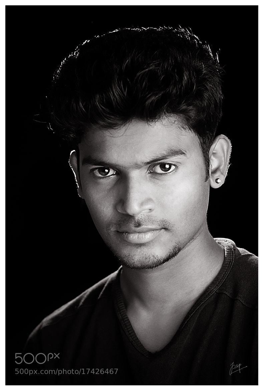 Photograph A Portrait by PragaDeesh sudarsanam on 500px