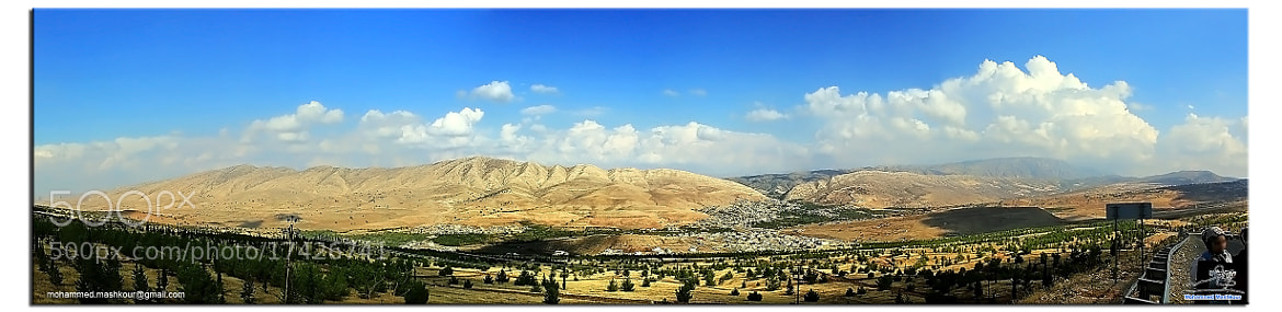 Photograph panorama by Mohammed Mashkour on 500px