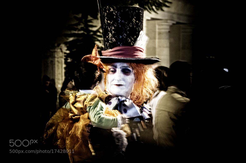Photograph Noche de Halloween 2 by Javier Parra on 500px