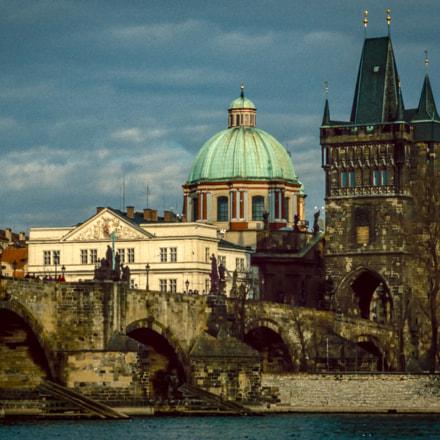 Charles Bridge (Prag - Czech Rep.)