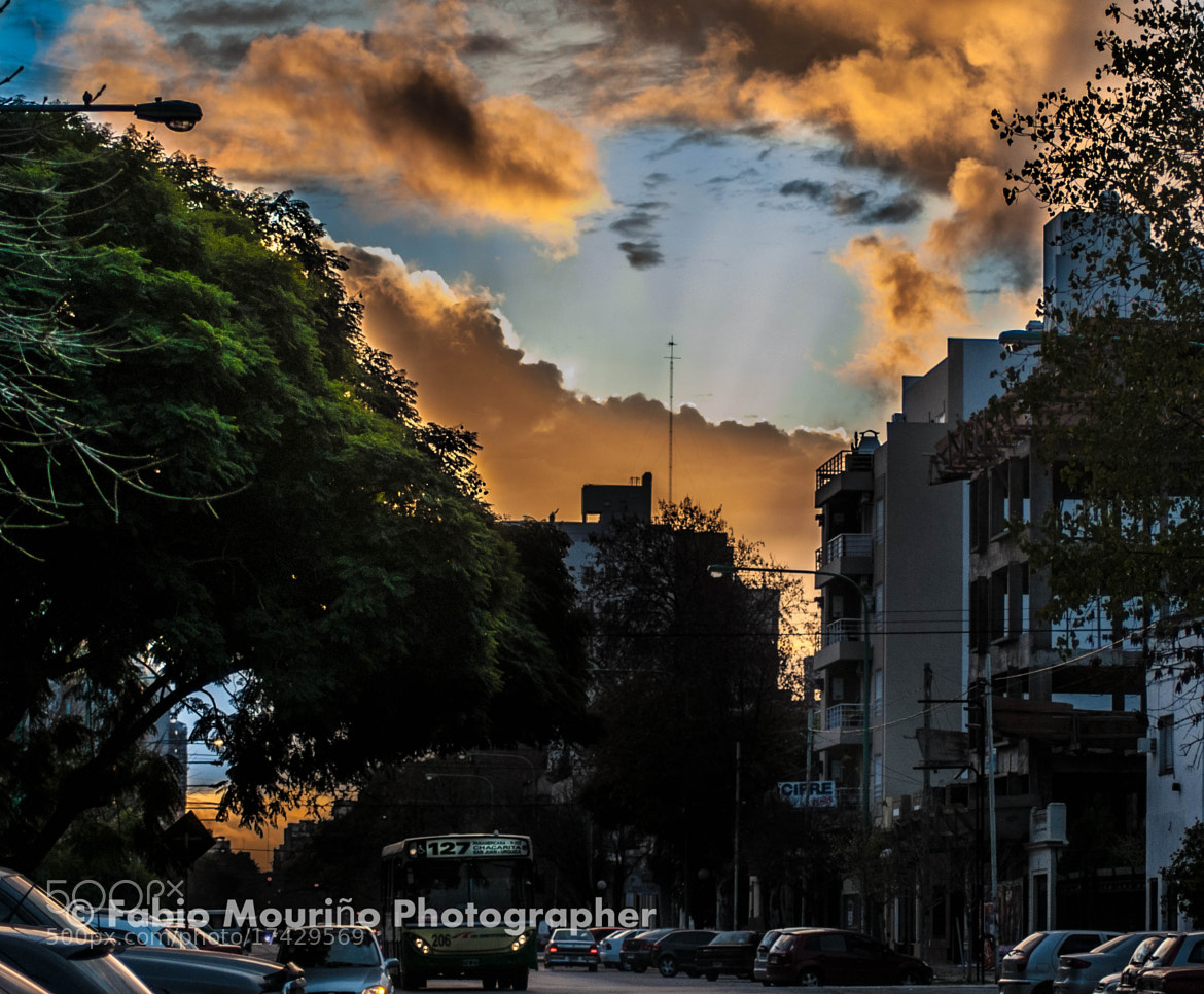 Photograph Villa Urquiza by Fabio Mourino on 500px
