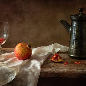 Pomegranate by Mandy Disher (MandyDisher)) on 500px.com