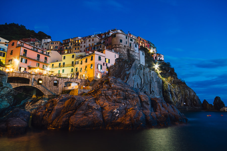 Manarola, Italia by David Delgado on 500px.com