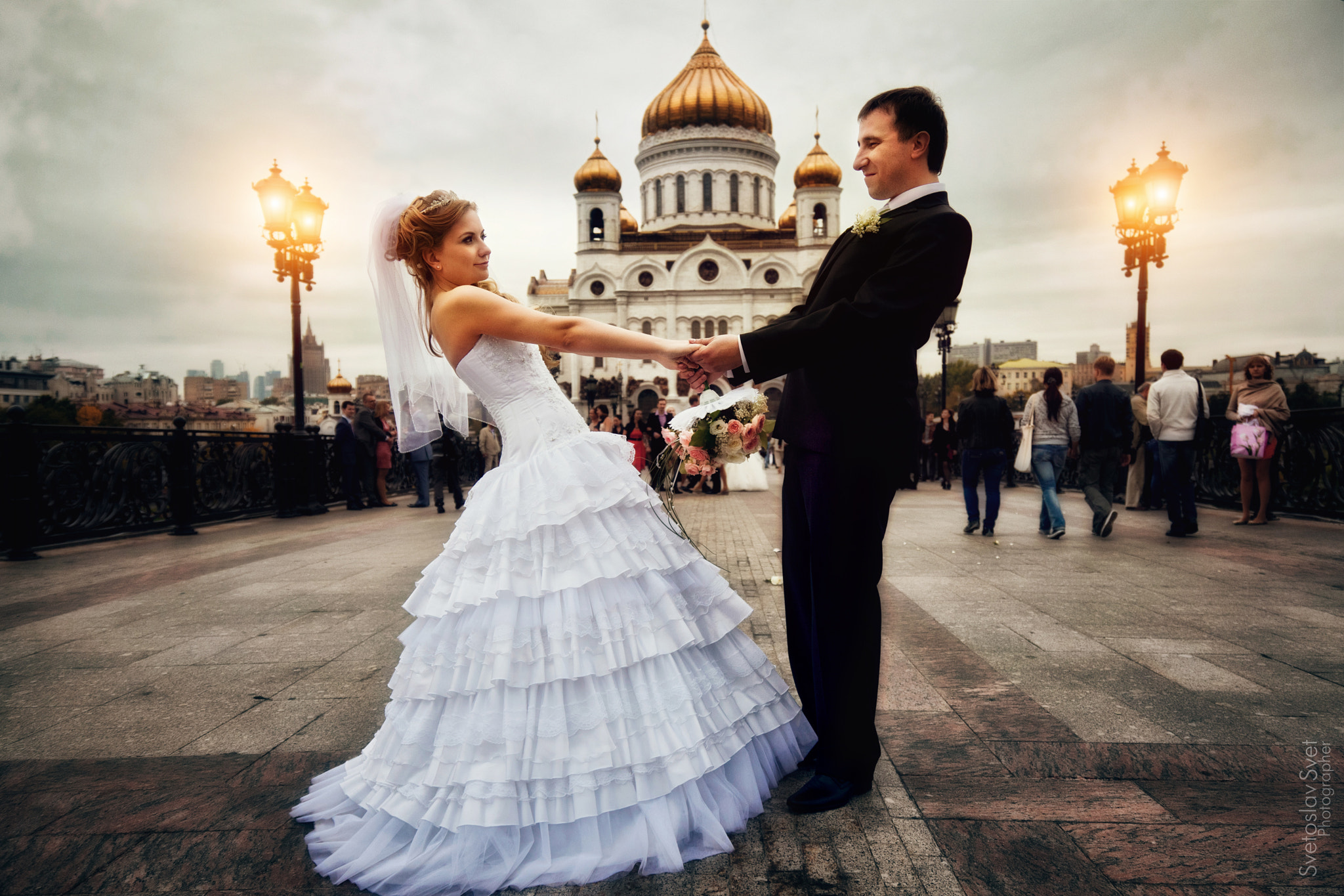Photograph just married by Светослав Свет on 500px
