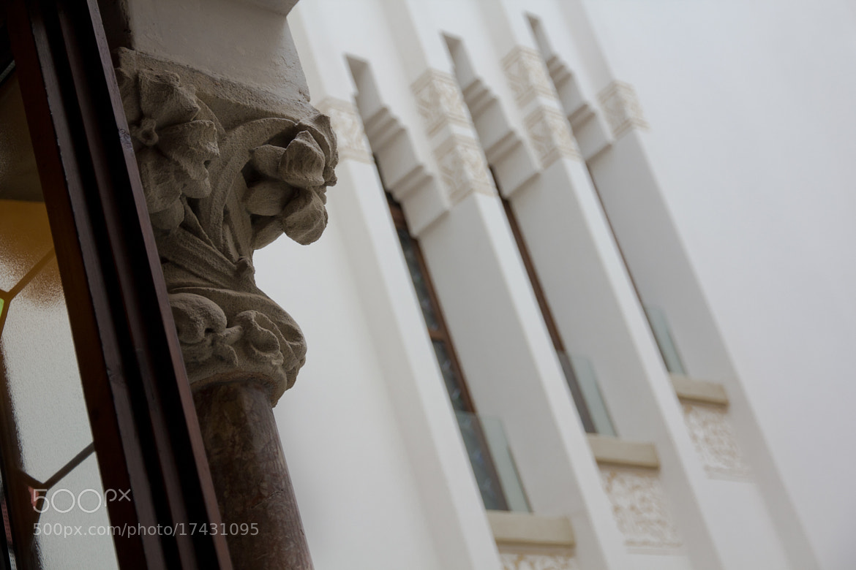 Photograph Casa Macaya by Jose Aguado on 500px