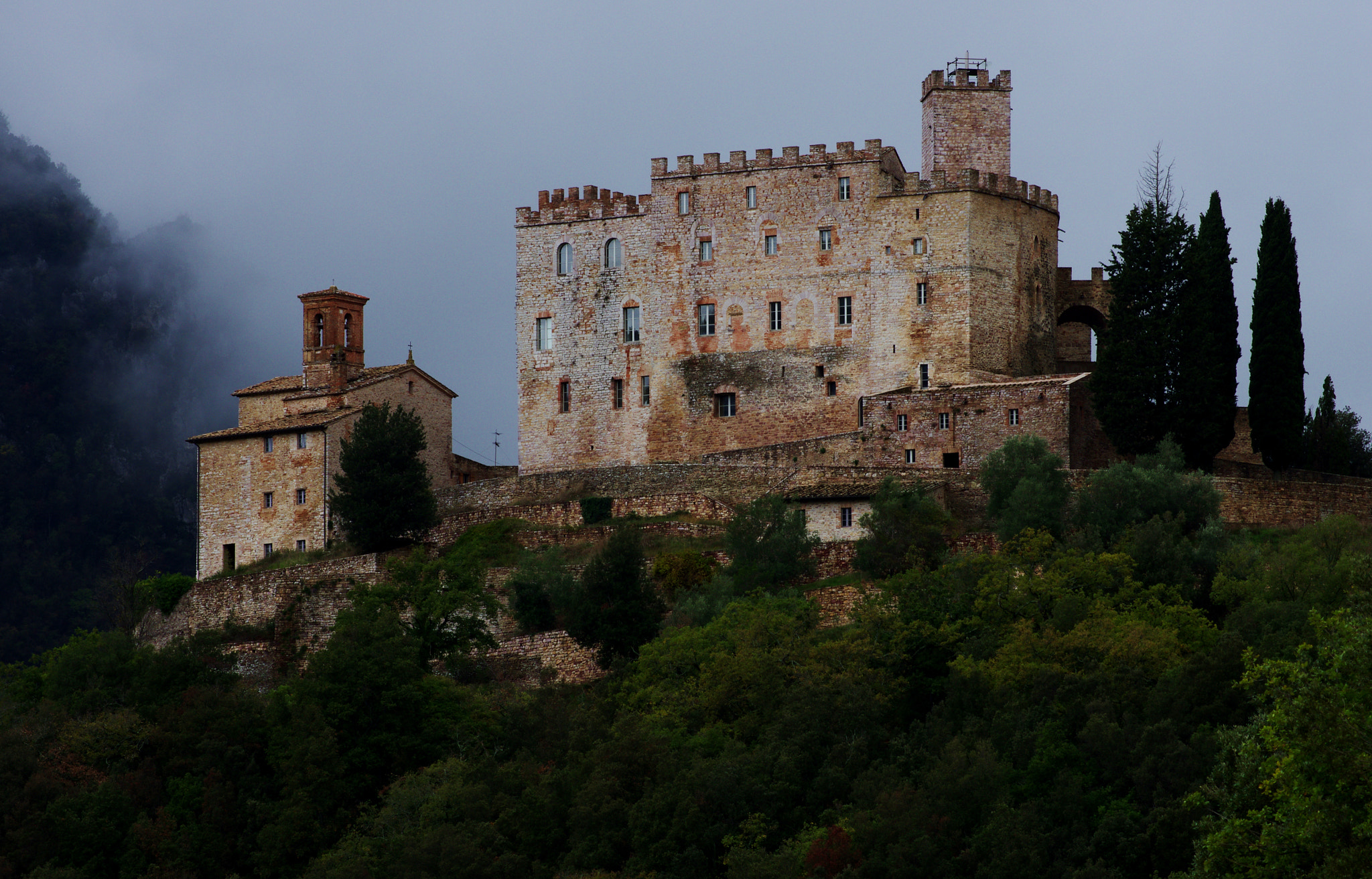 Photograph Castle footsteps 2 by Paolo Cendron on 500px