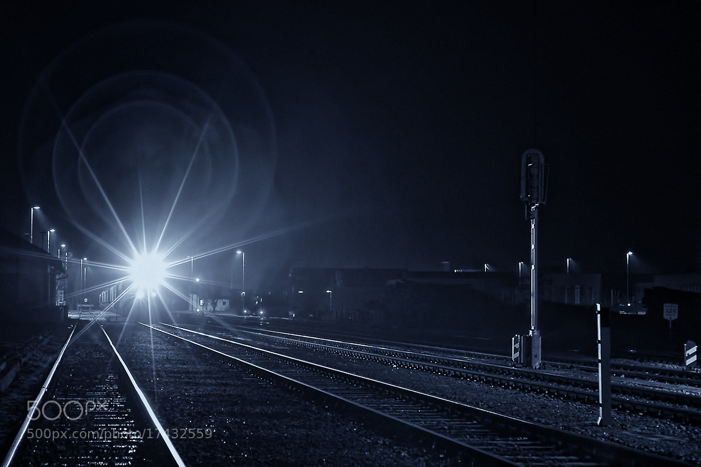 Photograph train by Dominik Fras on 500px