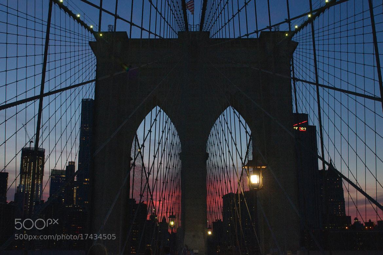 Photograph Brooklyn Bridge by Jordi Oller Macia on 500px