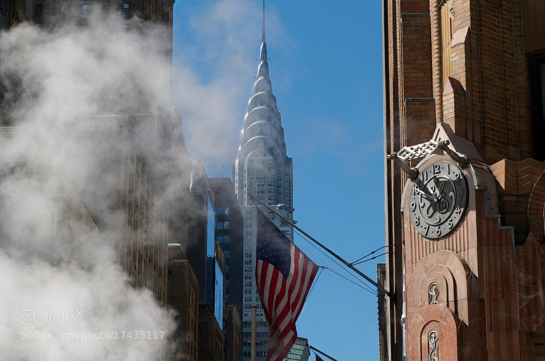 Photograph Chrysler Building by Jordi Oller Macia on 500px
