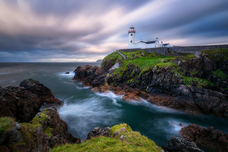 The Lighthouse by Daniel