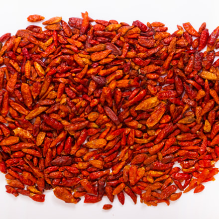 Dried Chili, Canon EOS 7D, Sigma 18-50mm f/2.8-4.5 DC OS HSM