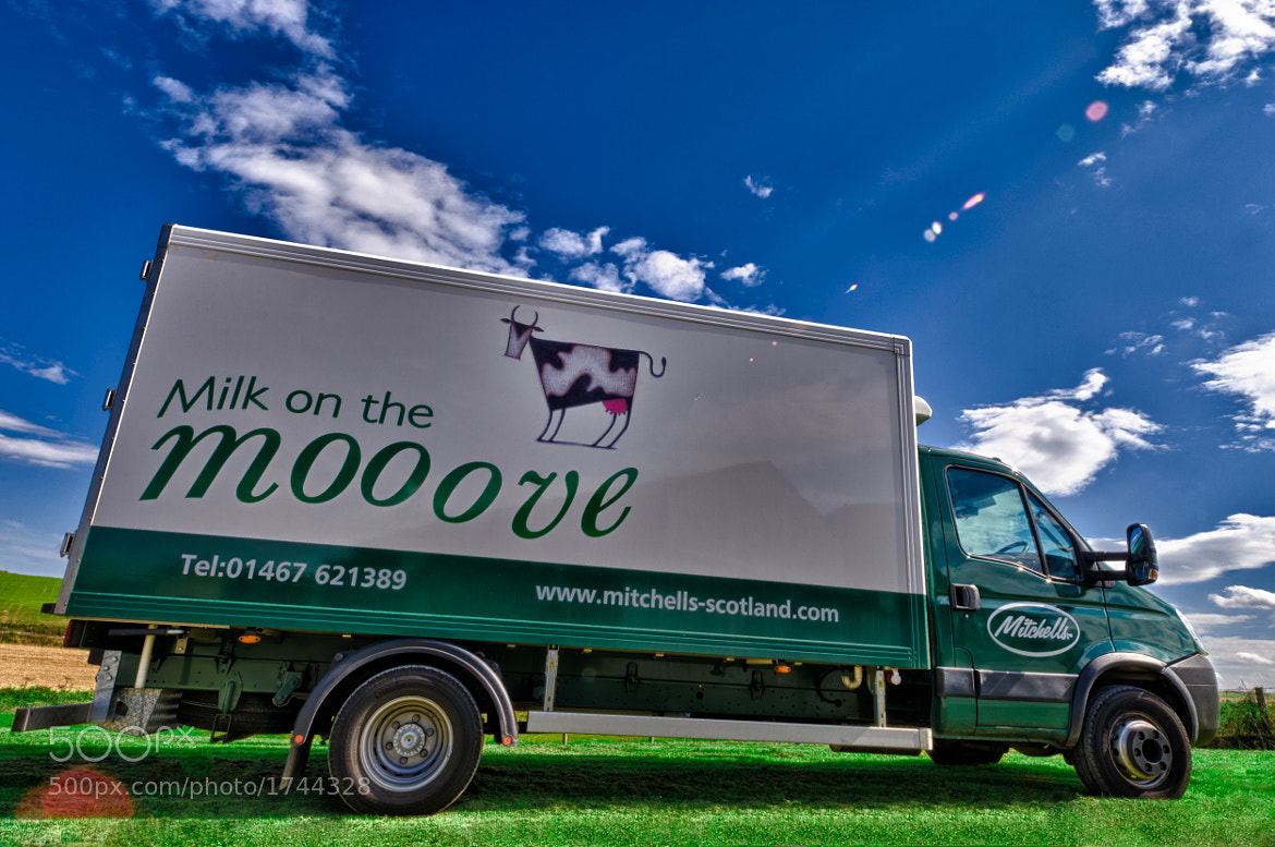 Photograph Milk on the Mooove by Andi Ramsay on 500px