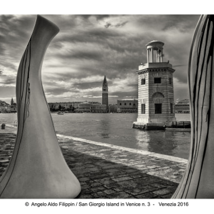 San Giorgio Island in, Canon EOS 5D MARK II, Sigma 15-30mm f/3.5-4.5 EX DG Aspherical