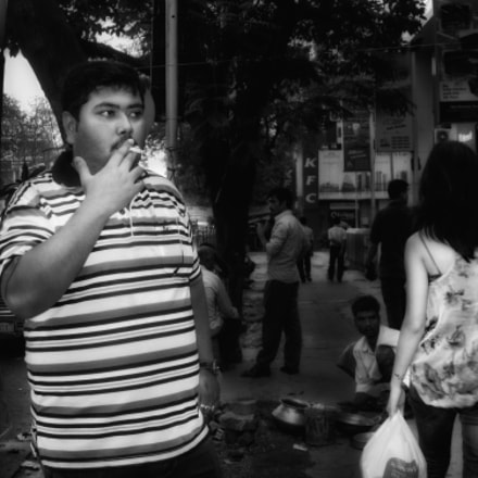 The Smoker and the, Canon POWERSHOT A1200