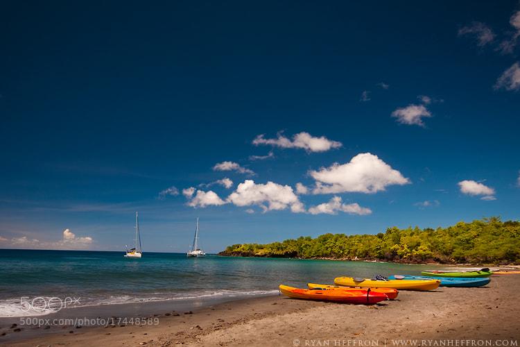 Photograph TiKaye Beach by Ryan Heffron on 500px