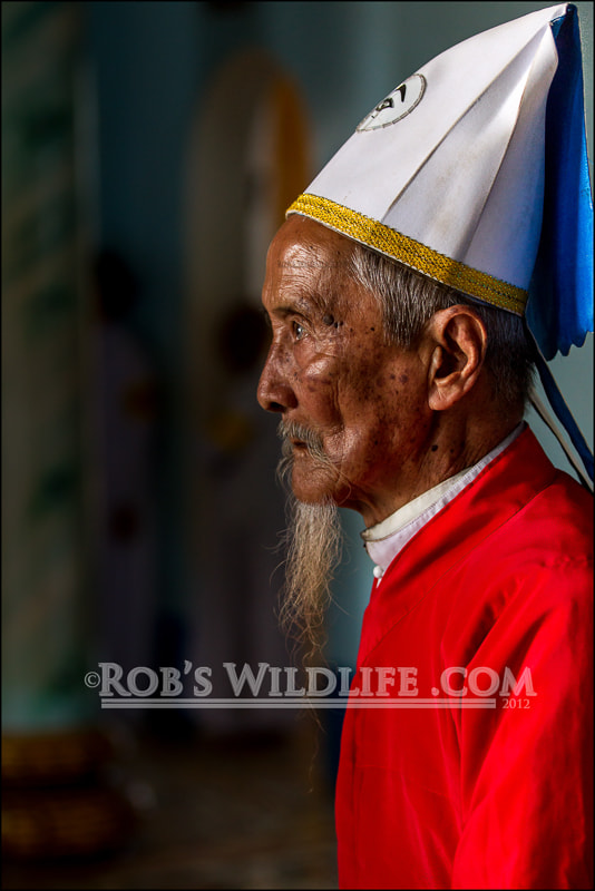 Photograph Monk by RobsWildlife.com  - Rob Daugherty on 500px