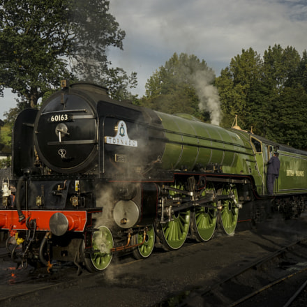 Tornado at Bridgnorth