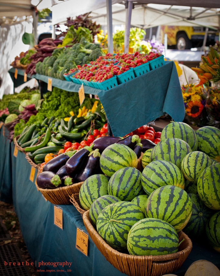 Photograph Eugene Farmer's Market by Quentin Furrow on 500px