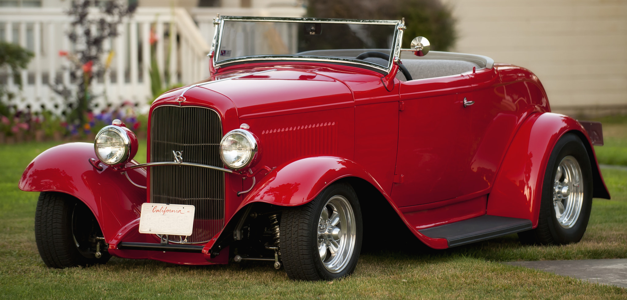Photograph 1932 Ford convertible by Richard  Small on 500px