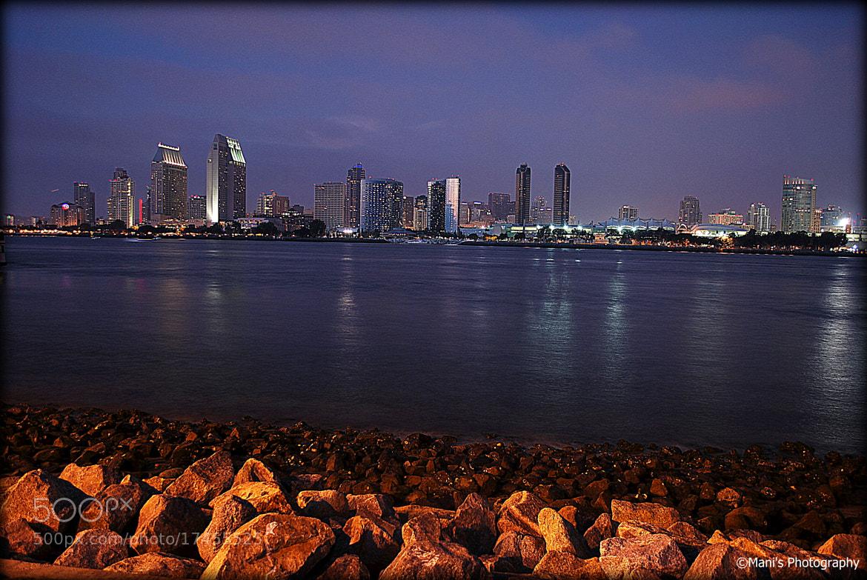 Photograph Downtown Skyline! by Manigandan Govindasamy on 500px