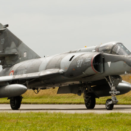 French Navy Super Etendard 37, Canon EOS 20D, Canon EF 70-200mm f/2.8 L