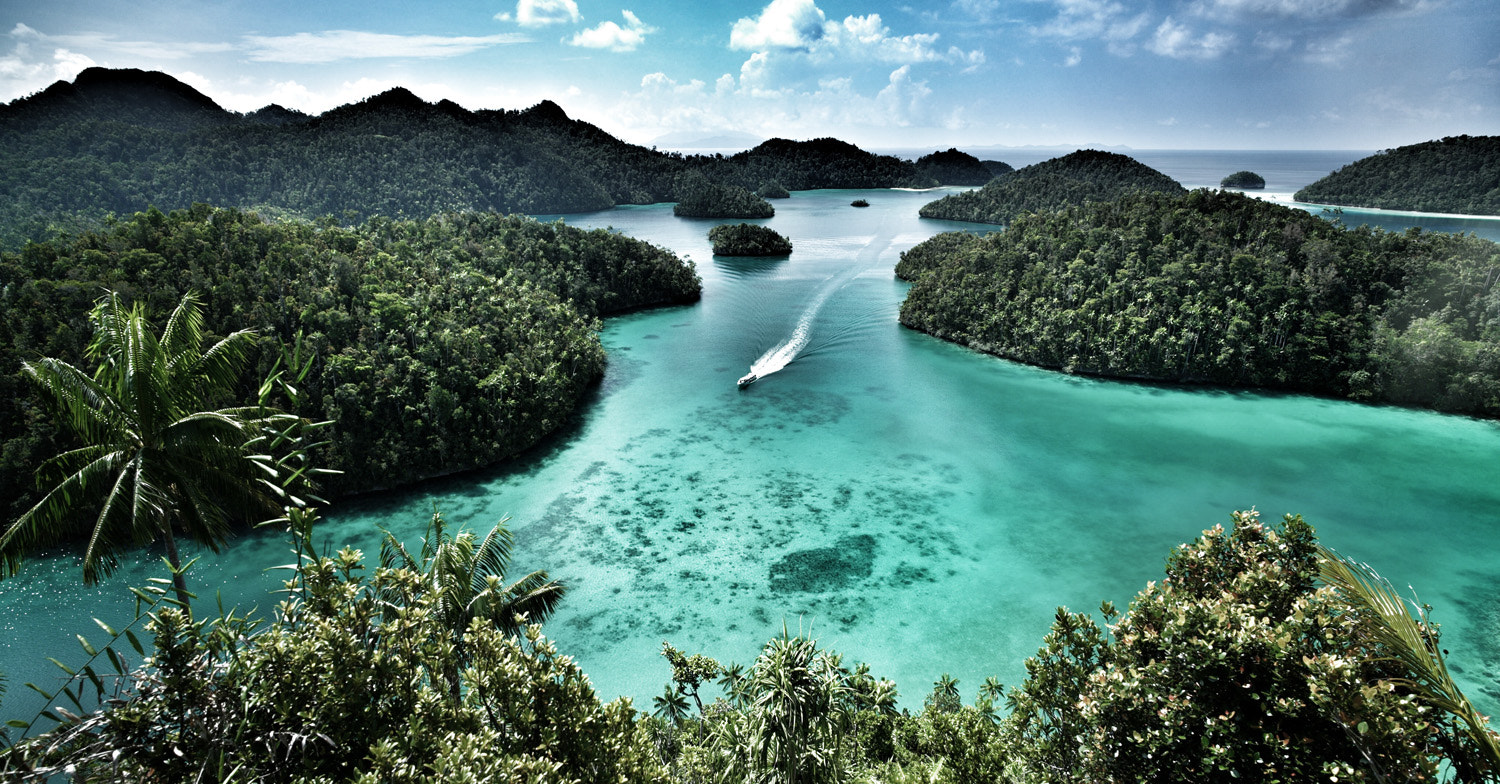 Photograph A Piece of Raja Ampat by Ridwan Prasetyo on 500px