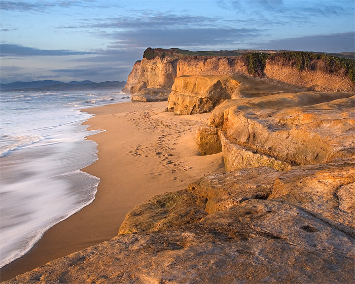 Photograph Pomponio Sunset by Ben Glatt on 500px