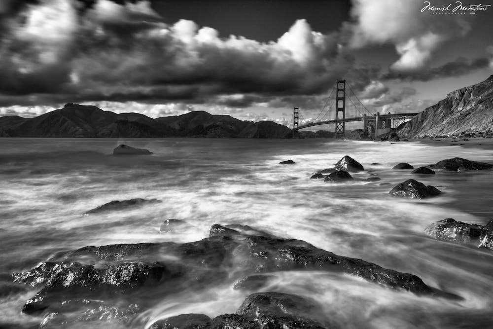 Photograph The Golden Gate by Manish Mamtani on 500px