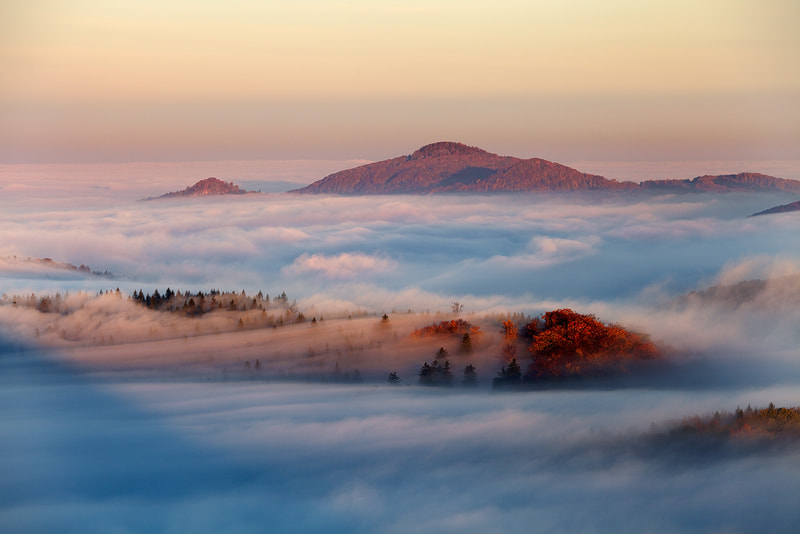 Photograph Low Clouds by Martin Rak on 500px