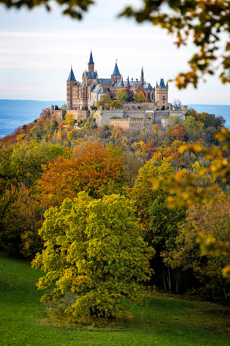 Photograph Burg Hohenzollern by Olaf Schober on 500px