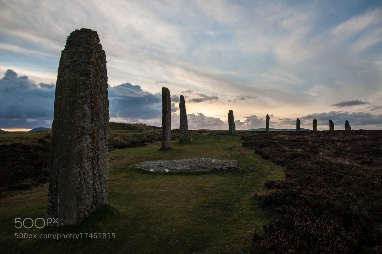 Photograph Standing Stones by Zain Kapasi on 500px