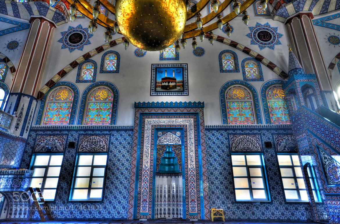 Photograph In the mosque by Dx VxN on 500px
