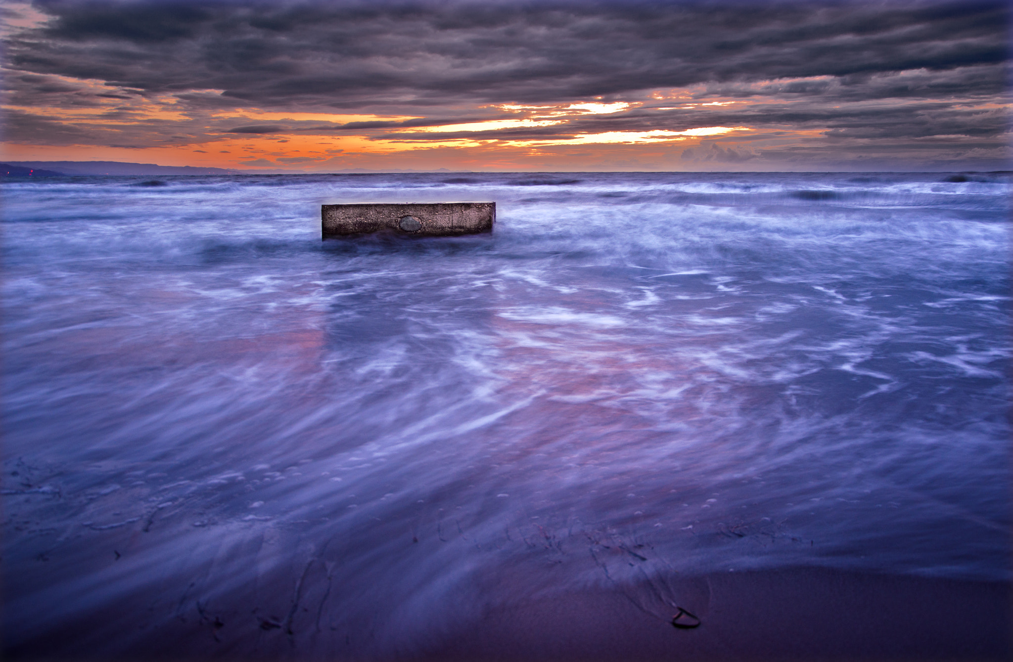 Photograph The sea in the morning by Lluis  de Haro Sanchez on 500px