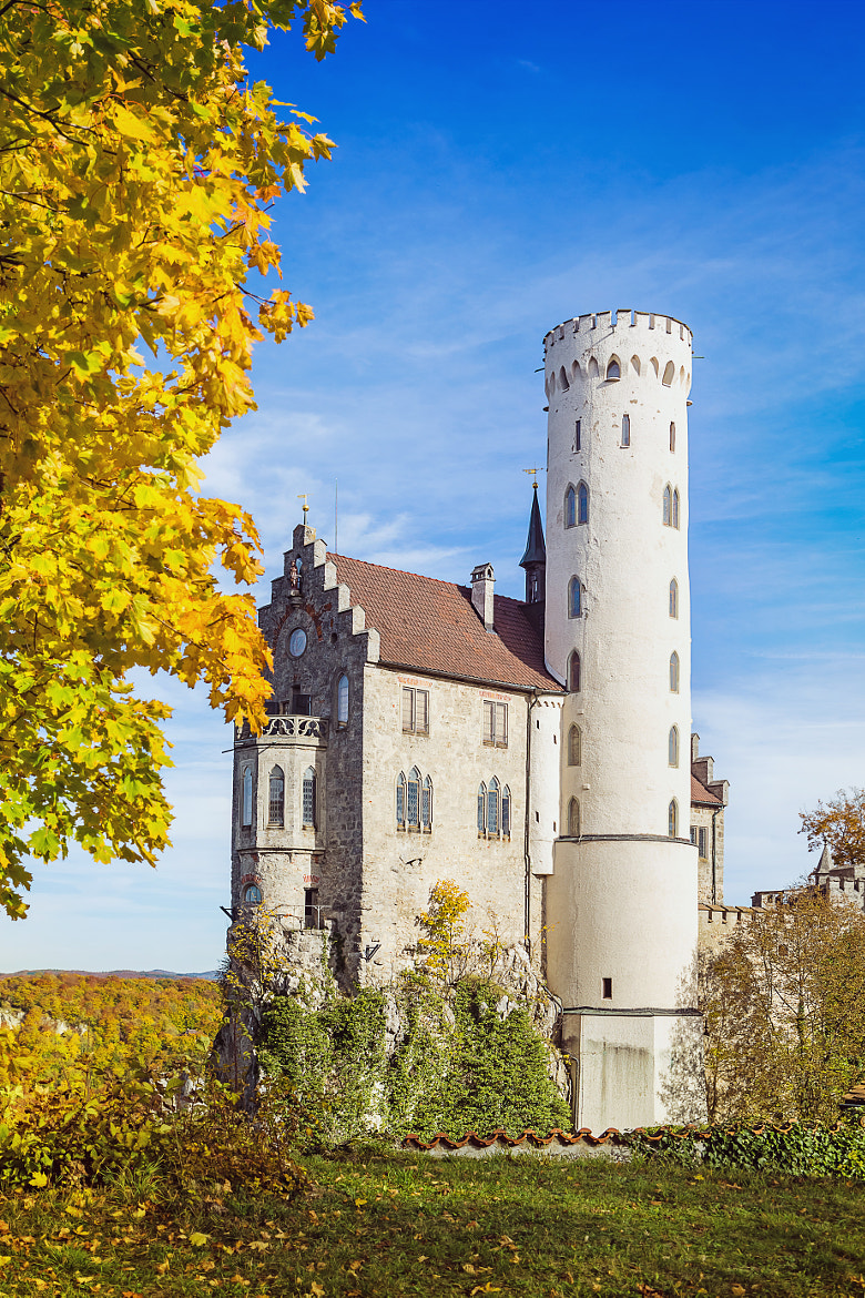 Photograph Schloss Lichtenstein by Olaf Schober on 500px