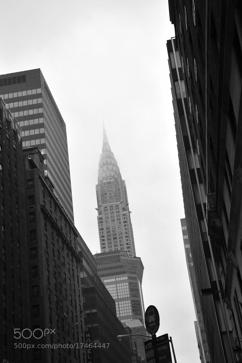 Photograph Empire State Building by Bryan Leung on 500px