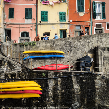 Riomaggiore, Canon EOS 6D, Tamron SP AF 17-35mm f/2.8-4 Di LD Aspherical IF