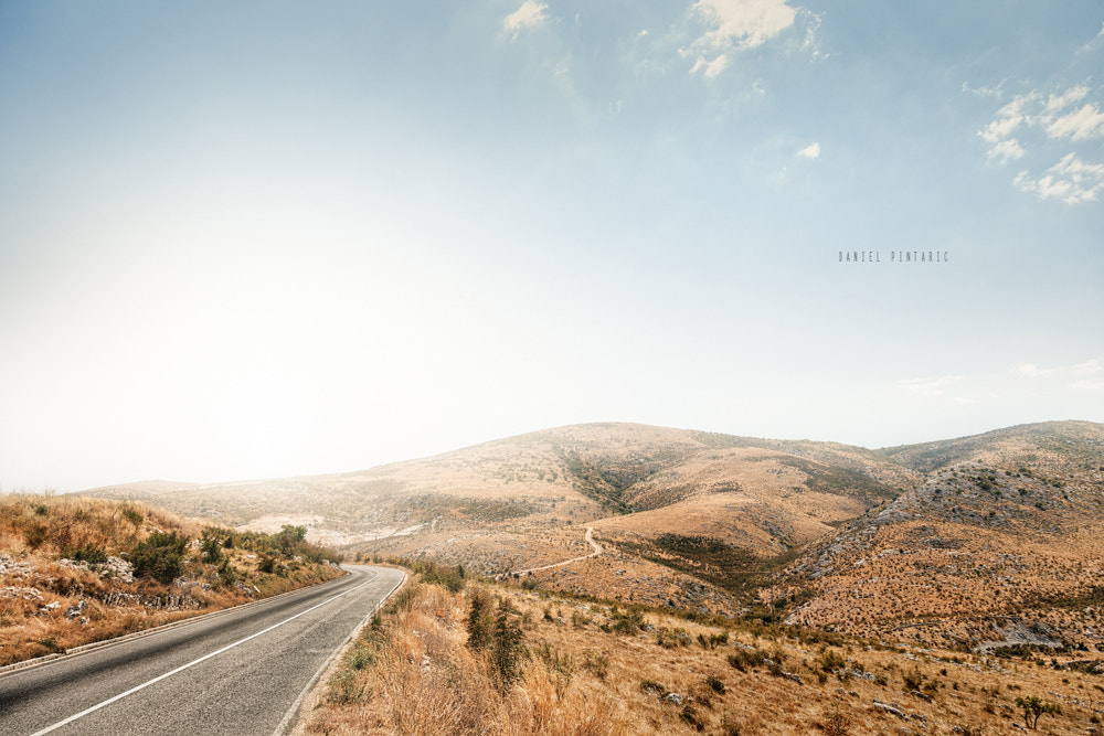 Photograph Road to Trogir by Daniel Pintaric on 500px