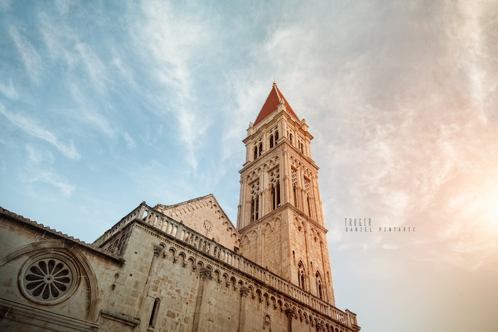 Photograph athedral of St. Lawrence in Trogir by Daniel Pintaric on 500px