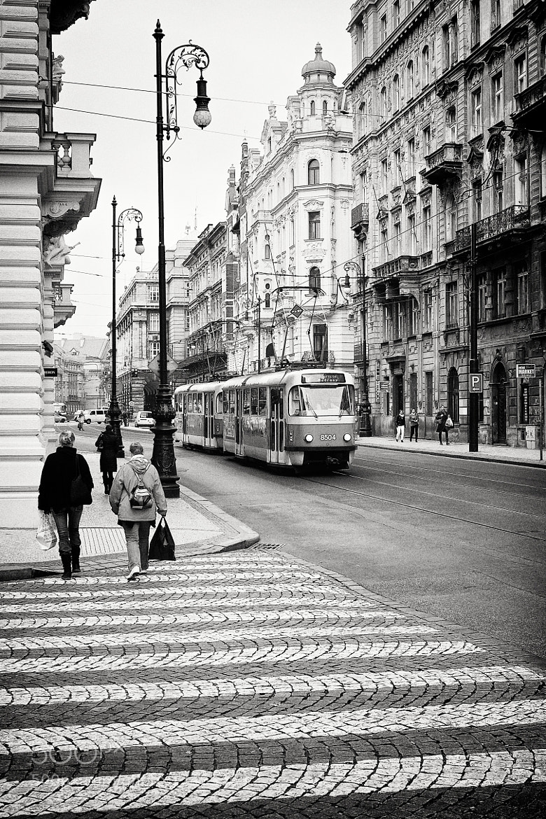 Photograph Prague street by Katalin Gerencsér on 500px