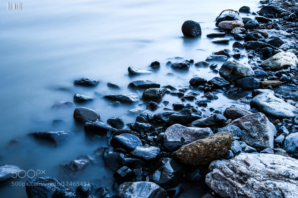 Photograph The movements of the water ( 2 ) by Óli Magg on 500px
